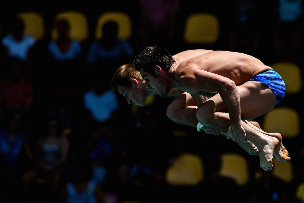 FINA Diving World Cup - Aquece Rio Test Event for the Rio 2016 Olympics